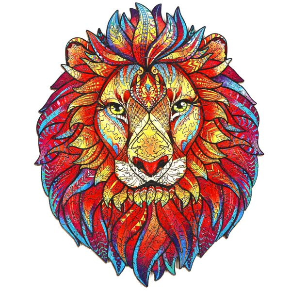 Mysterious-Lion
